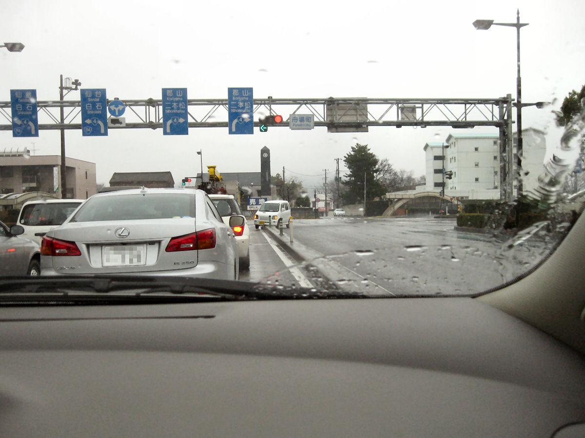 事故を起こしている軽自動車 事故を起こしている軽自動車 最近どうも交通事故が多いなと思っていたの